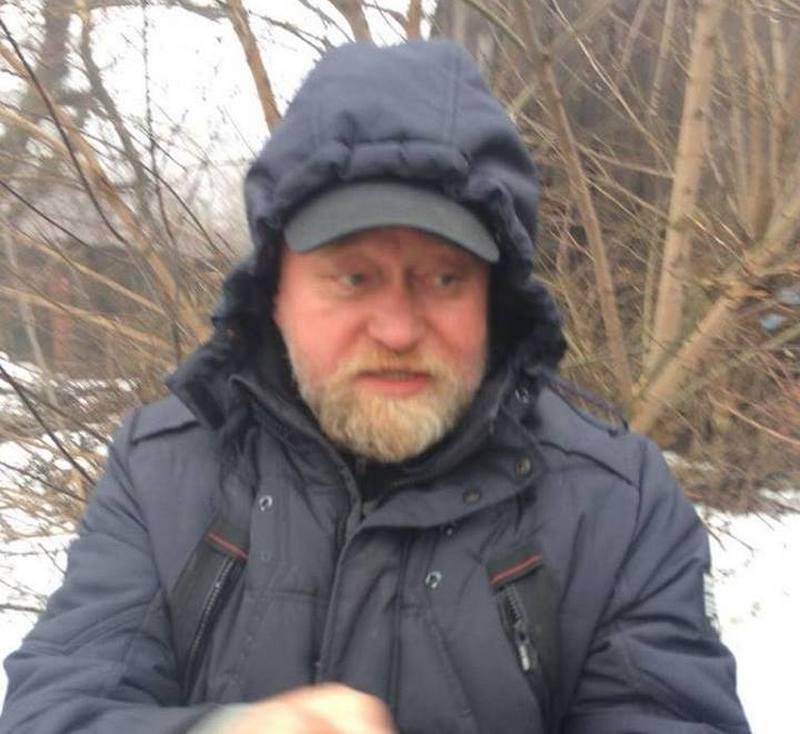 СМИ:  глава Центра освобождения пленных задержан на границе ДНР