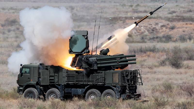 """СМИ: модернизированный """"Панцирь"""" получит гиперзвуковые ракеты"""