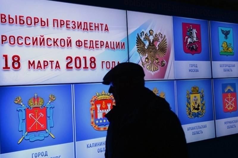 Die Ukraine drohte Russland mit Sanktionen für Präsidentschaftswahlen auf der Krim