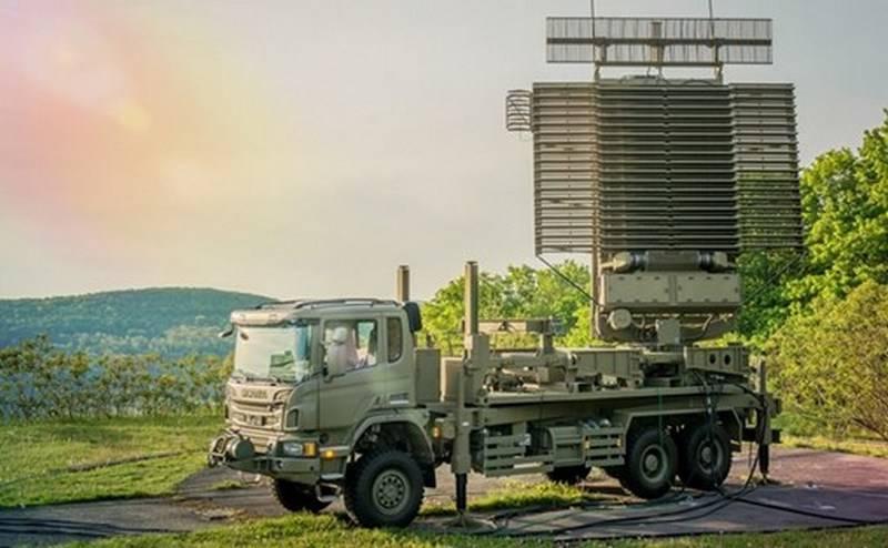 In Lettland testete das neue amerikanische Radar