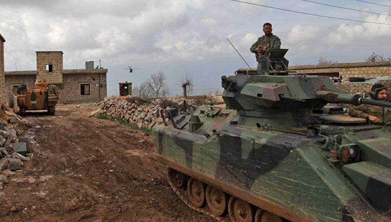 Erdogan sagte, dass türkische Truppen bereit sind, das Zentrum Afrin zu betreten