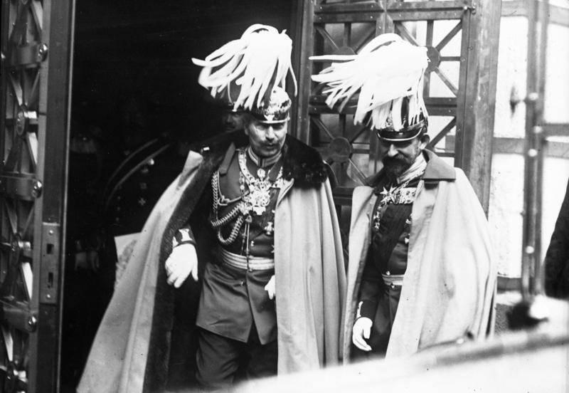 La Roumanie pendant la première guerre mondiale. Opportunités non atteintes