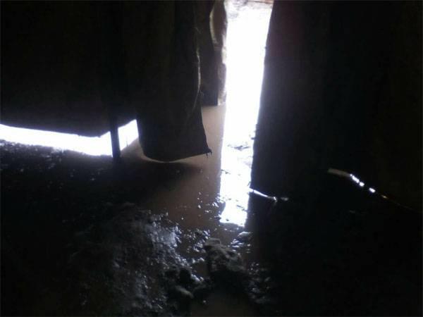 «Адназемле». вглобальной паутине  пожаловались на страшные  условия наШироком Лане