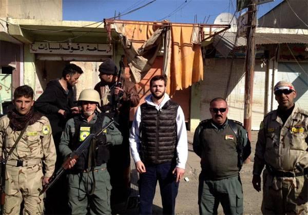 Die irakische schiitische Miliz versetzte Igilovtsami in der syrischen Provinz Rakka einen Schlag