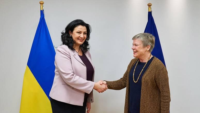 """Ukraine wurde der Status der NATO """"Doktorand"""" gegeben"""