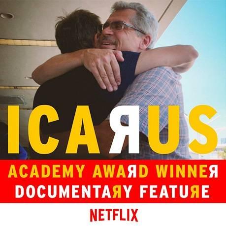 Movie hall: how rubber Rodchenkov made al Qaeda on Oscar-2018
