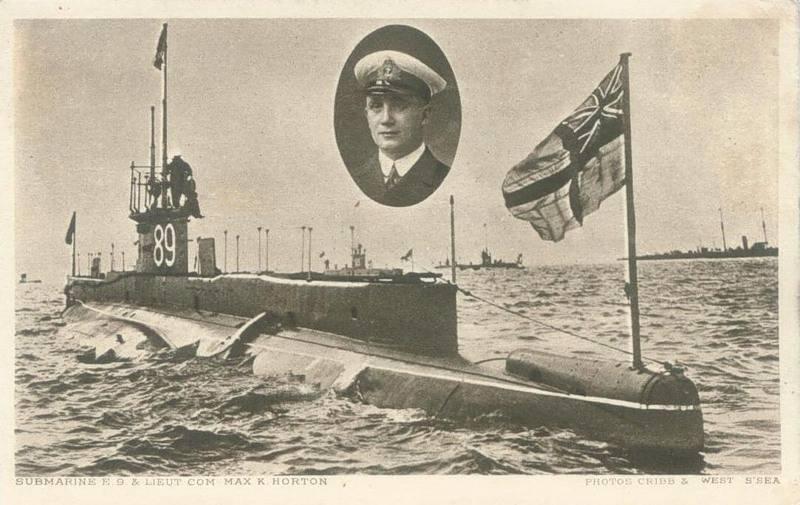 Gotland Kampf 19 Juni 1915 G. Teil von 2