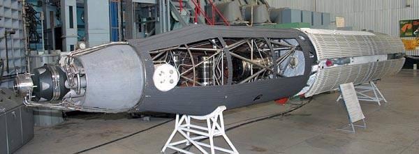 Technische Details: Atomrakete