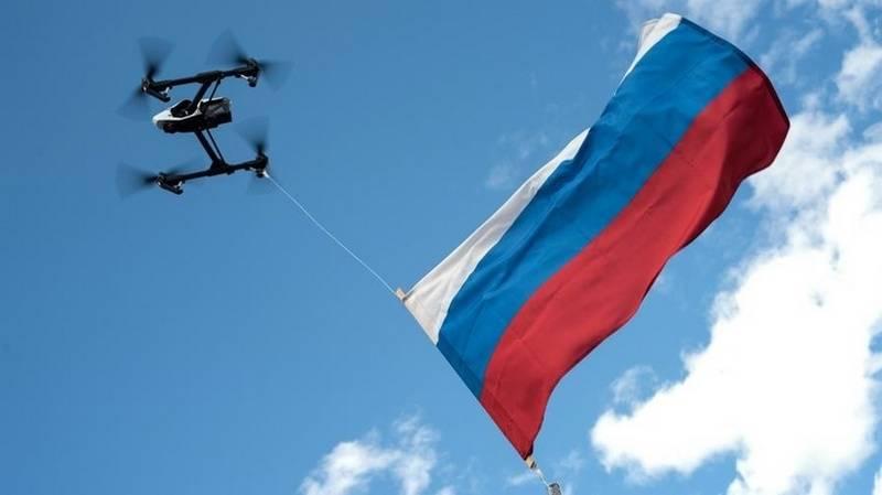 В России начались испытания максимально бесшумного боевого квадрокоптера