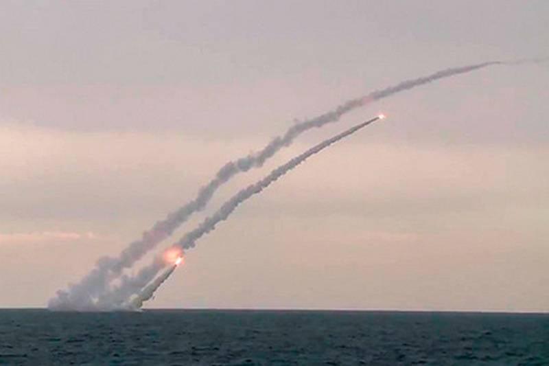 Корабли ВМФ России приготовились к ракетным стрельбам у побережья Сирии