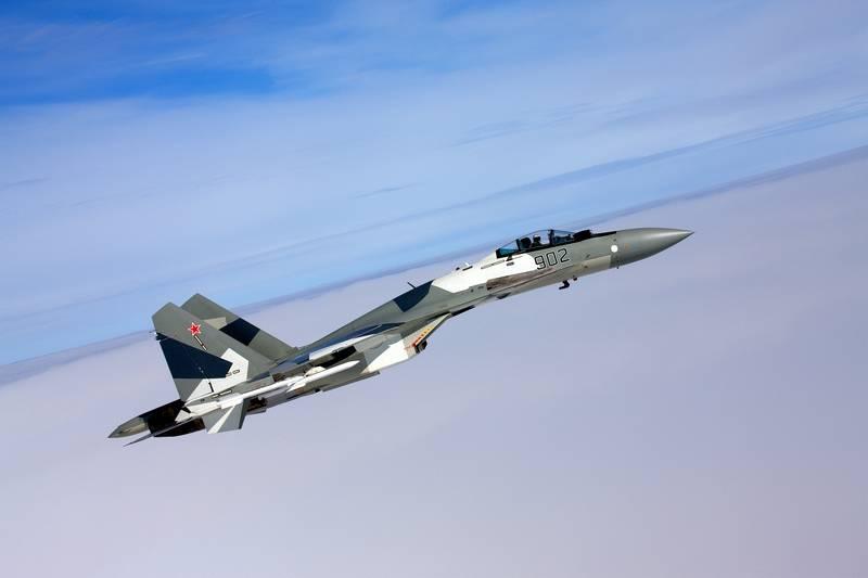 Россия начинает выполнять контракт по поставкам Су-35 в Индонезию