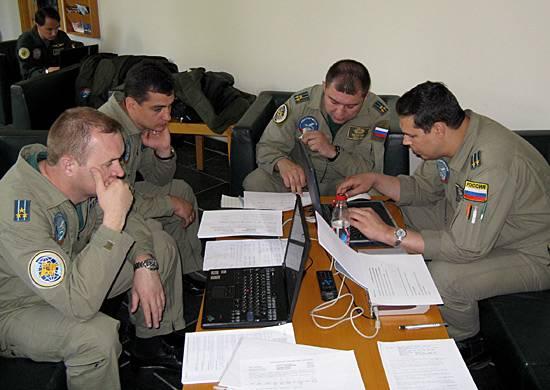 Российские военные проведут инспекцию части территории Франции