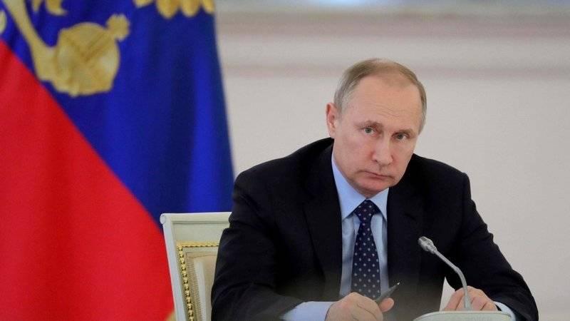 Путин предложил ужесточить наказание за нарушения в сфере госзакупок