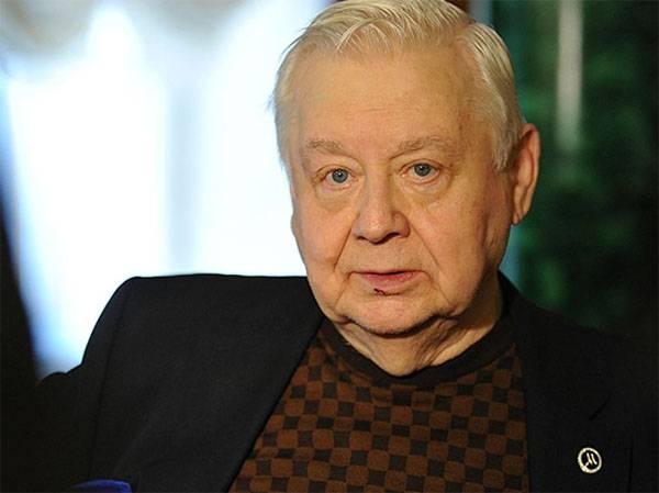 Ушёл из жизни гениальный Олег Табаков