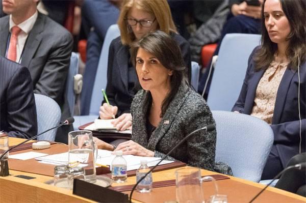 Ständiger Vertreter der USA bei den Vereinten Nationen: Wir sind bereit für neue Aktionen in Syrien