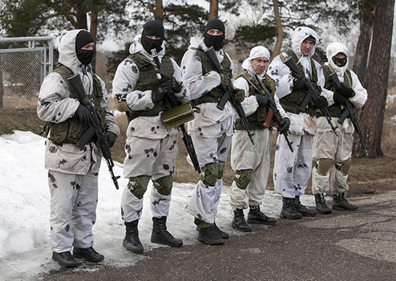 모스크바에서는 Taman division ZVO 부서와 함께 운동을 시작했습니다.