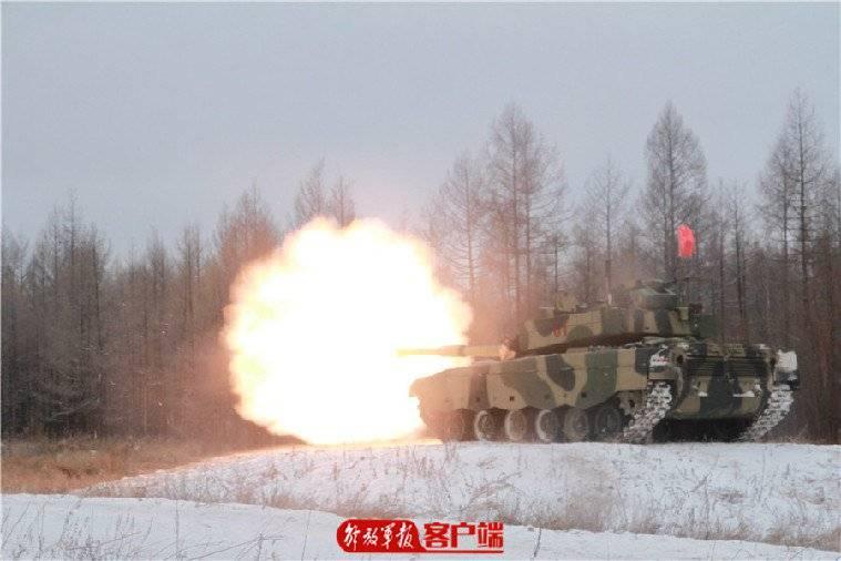 Китай продолжает совершенствовать Тип 96Б