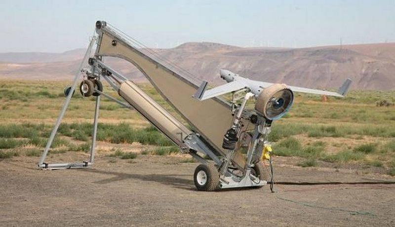 Filipinas receberam seis UAVs dos EUA ScanEagle