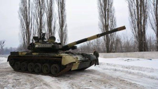 Украина выставит на «натовский биатлон» реанимированные Т-84