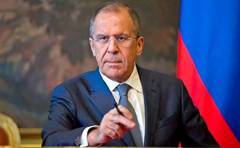 Лавров: РФ жестко и по всем каналам предостерегла США от удара по Дамаску
