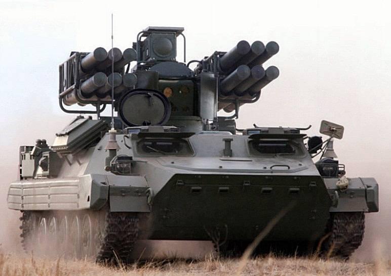 ЗРК «Птицелов»: в войсках с 2022 года