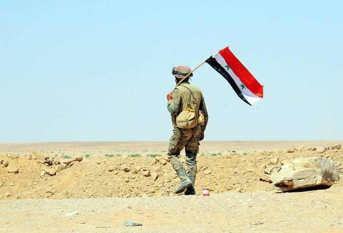 Syrian Golgotha:七年之路