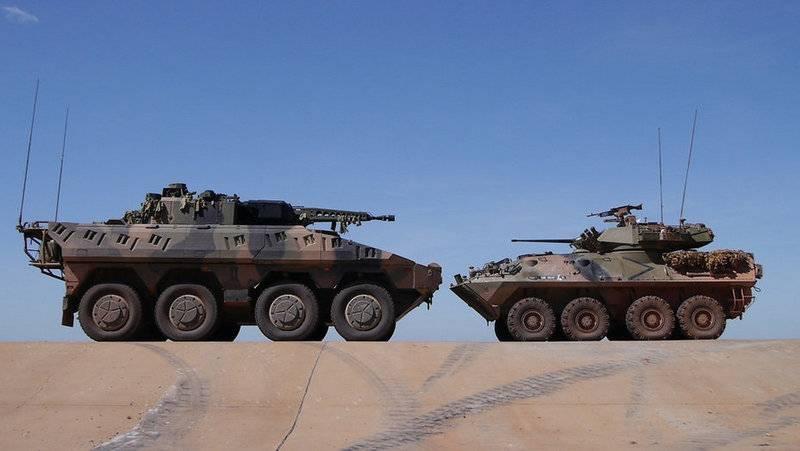 बॉक्सर CRV ने ऑस्ट्रेलियाई सेना का टेंडर जीता