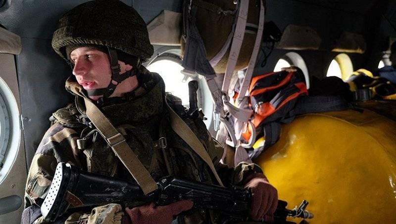 Активная фаза учений спецназа России и Белоруссии начнется 19 марта