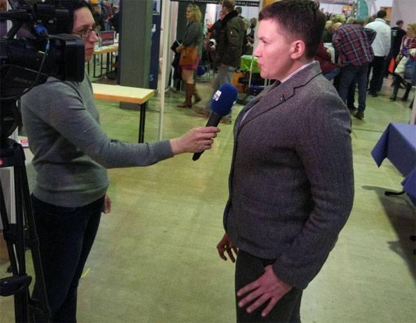 Савченко рассказала о роли Парубия в кровавых событиях на майдане