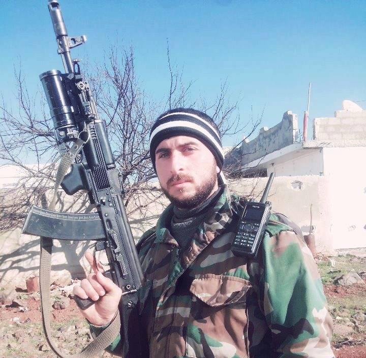 O número de lançadores de granadas Kosterok no exército sírio aumentou