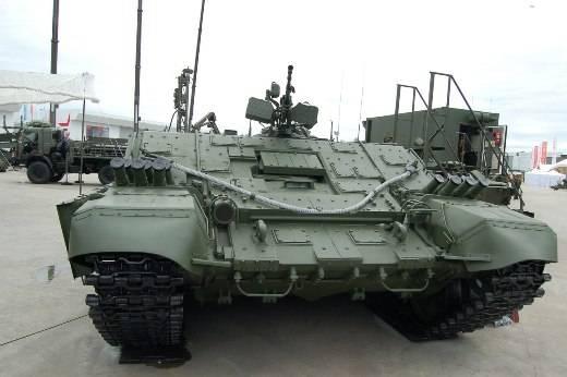 Experto: los vehículos blindados pesados rusos no han sido probados en Siria