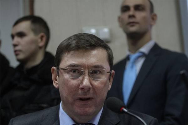 Lutsenko: Savchenko intendeva abbattere la cupola del VRU con l'aiuto di un colpo di mortaio