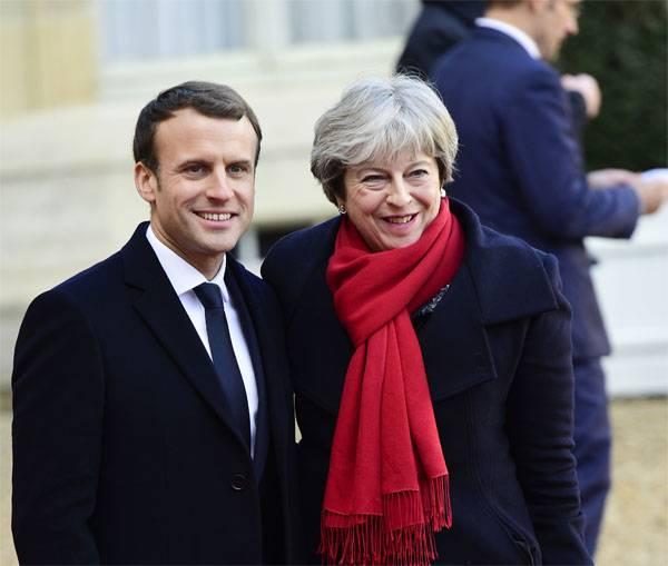 巴黎感到尴尬:马克龙和政府发表了截然相反的言论
