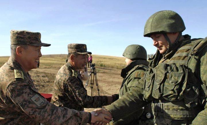 Российские и монгольские военные обсудят организацию совместного учения  «Селенга-2018»