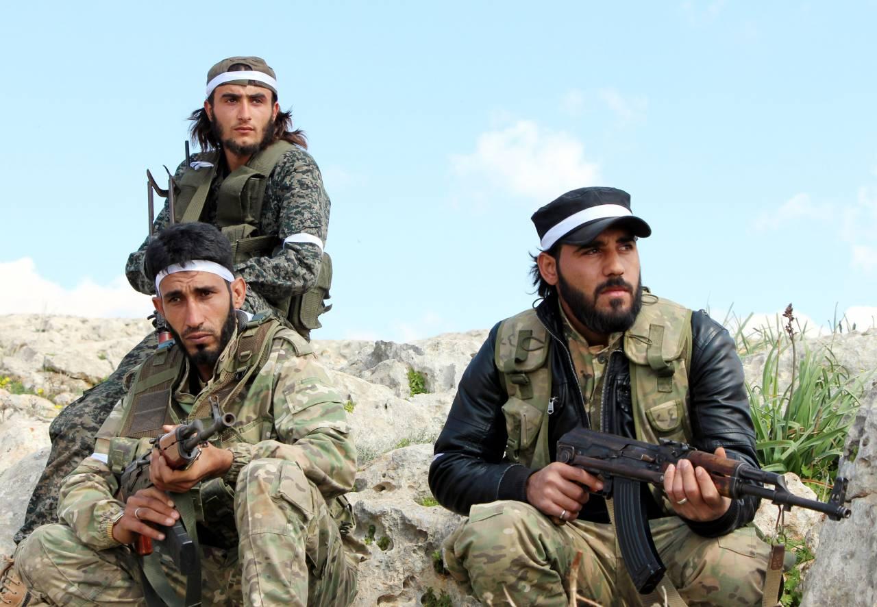 Турцию обвиняют вбомбардировке клиники  — Сирийский Африн