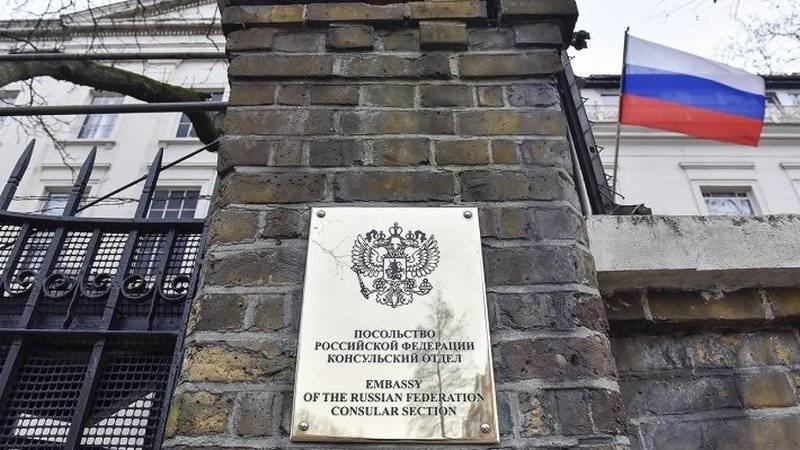 駐ロシア大使:モスクワはロンドンに「強力な圧力」をかける