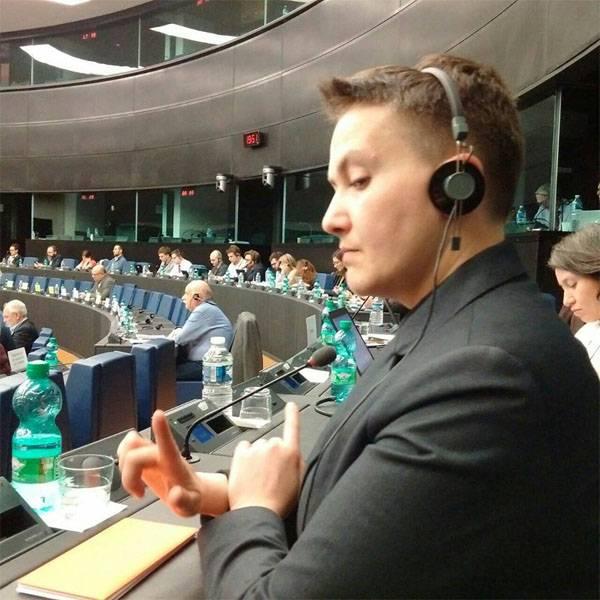 Савченко заявила, что готова вернуть Порошенко звезду Героя Украины