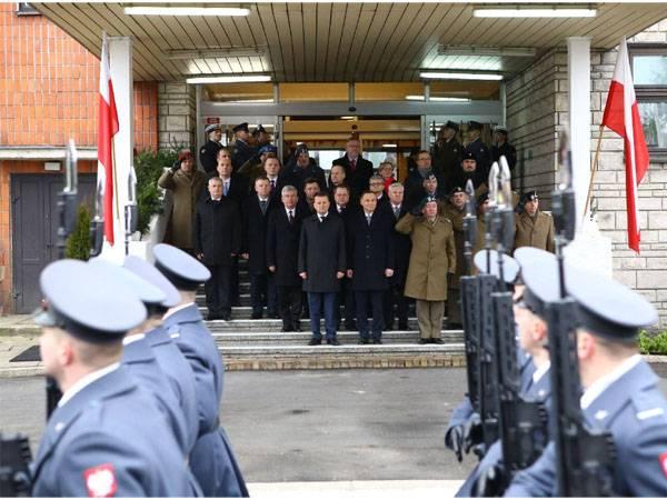 ए। डूडा ने विस्टुला के पूर्व में एक नया डिवीजन बनाने के लिए पोलिश रक्षा मंत्रालय की पहल का समर्थन किया