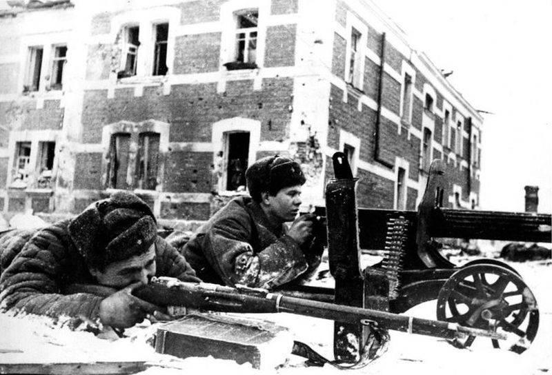 """""""Mini-Stalingrad"""" à Velikiy Luki"""