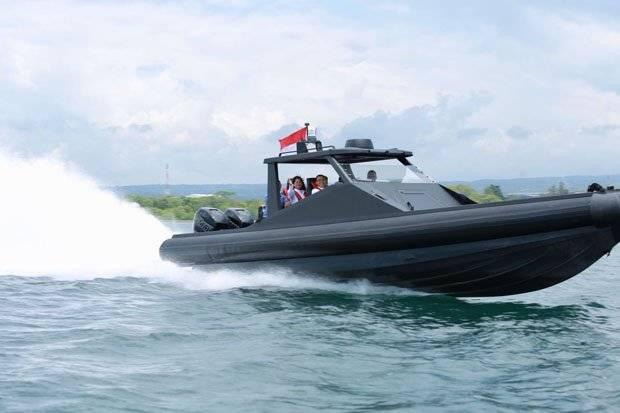"""Indonesia construye barcos para el """"cliente militar"""" ruso"""