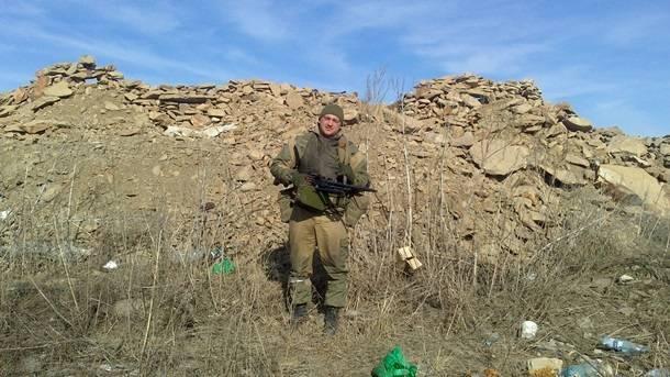 В ВСУ заявили, что на Донбассе взяли в плен гражданина России