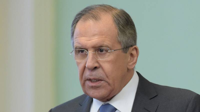 Lavrov: Russia will not sign the Treaty on the Prohibition of Nuclear Weapons