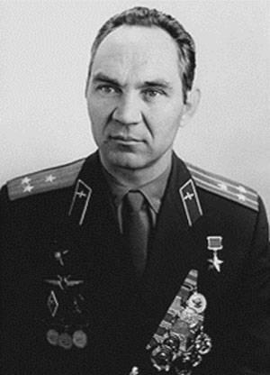 Test pilotu Albay Georgy Mosolov vefat etti