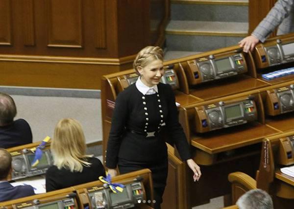 """Ucranianos durante uma pesquisa chamada """"próximo"""" presidente do país"""