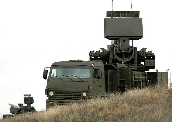 """ZRPK """"Pantsir-S1"""" perto de Kaliningrado destruiu helicópteros convencionais e veículos blindados"""