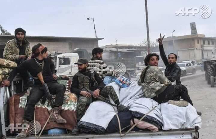 Dopo Afrin, Manbij, Raqqah e la sponda orientale dell'Eufrate