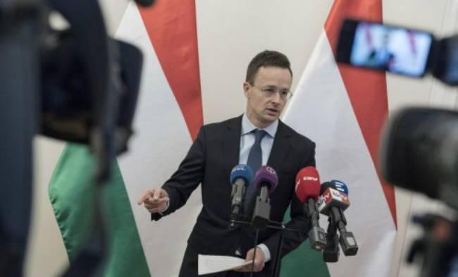 Budapest kritisierte Kiew für Pläne, ein Bataillon der Streitkräfte der Ukraine in Transkarpatien einzusetzen