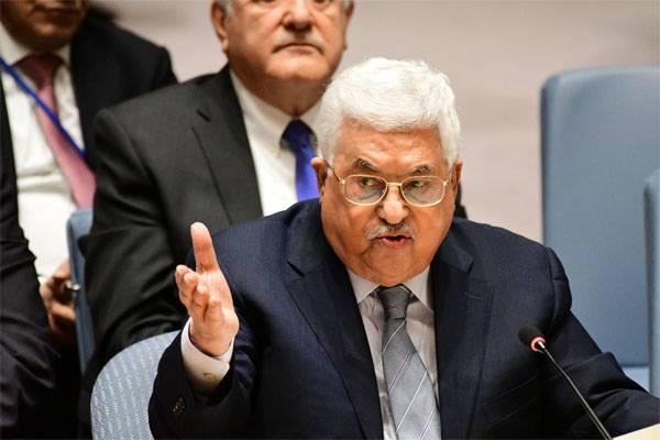 """Il leader palestinese chiama l'ambasciatore degli Stati Uniti in Israele """"figlio di puttana"""""""