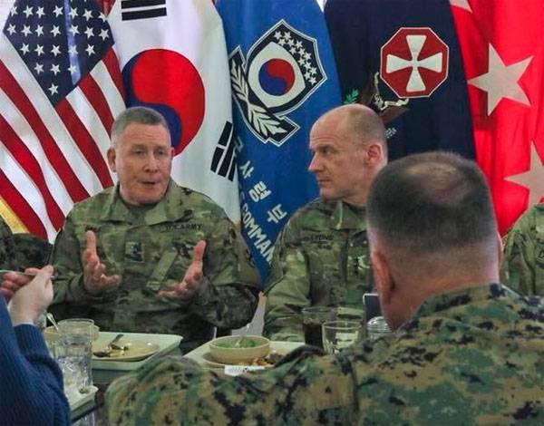 США иЮжная Корея возобновят общие военные маневры с1апреля