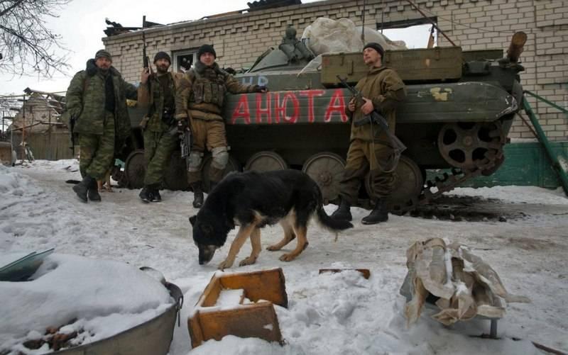 """Askeri komiser """"Mag"""" den 10-16 Mart haftası için DPR ve LPR'deki olayların özeti"""